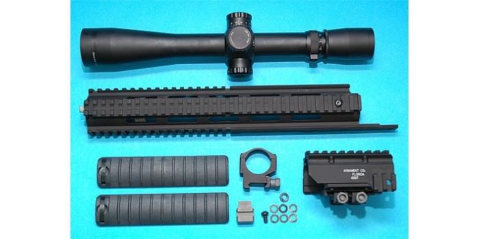 g p kit conversion m14 ras sniper lunettes airsoft entrepot. Black Bedroom Furniture Sets. Home Design Ideas