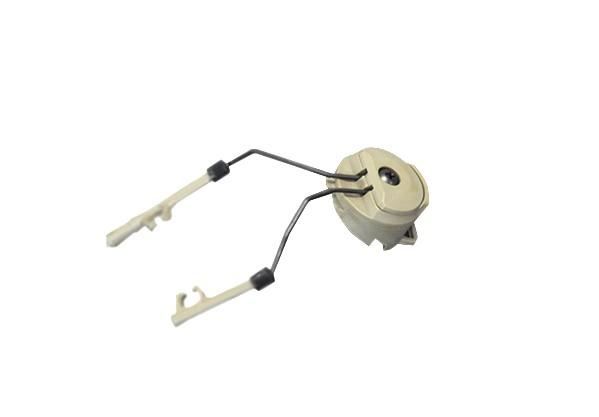 FMA Attaches pour Headset Type COMTAC (FG)   Airsoft Entrepot