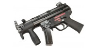 WE MP5K GBBR (Apache)