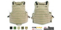 Guarder Tactical Body Armor Khaki - M