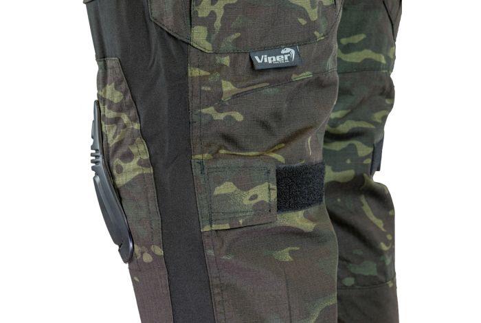 pantalon elite tactical gen 2 noir