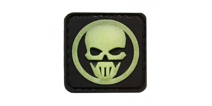 Airsoft Ghost Patches