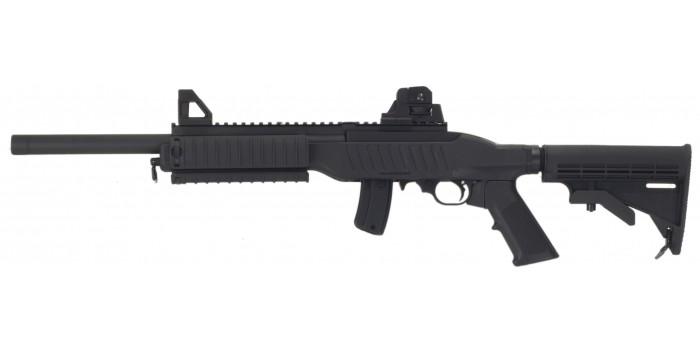 Airsoft : KJW KC02 .22 Tactical Carbine (Version 1)