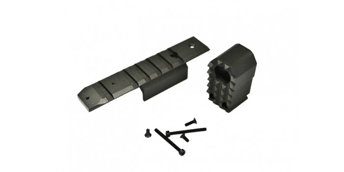 Airsoft : WE Kit Suppressor Hi-Capa
