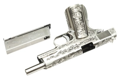 WE 1911 Floral Pattern | Airsoft Entrepot