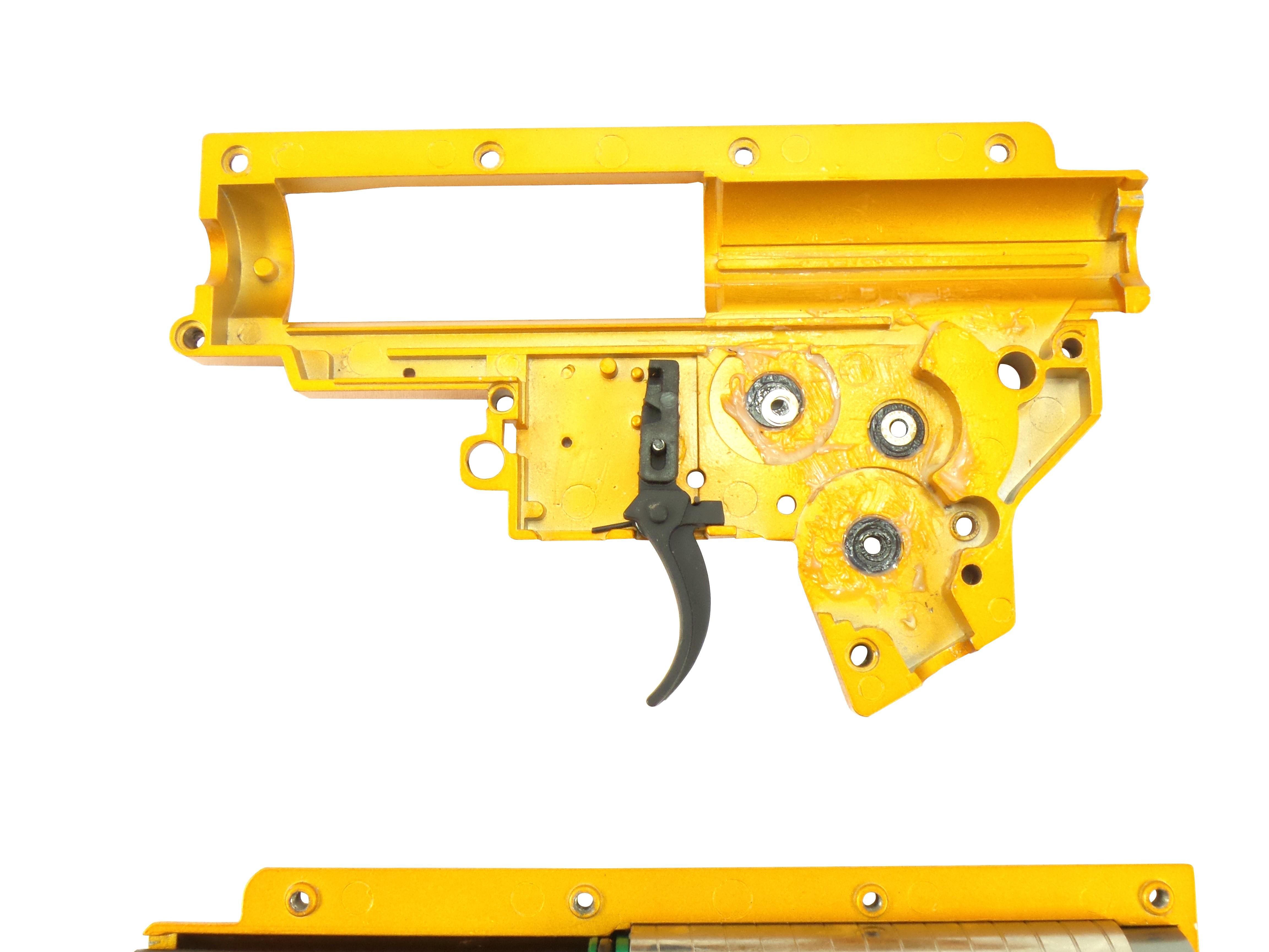 ATM Xtra Precision Gearbox V2 Complète pour M4 (R)   Airsoft Entrepot
