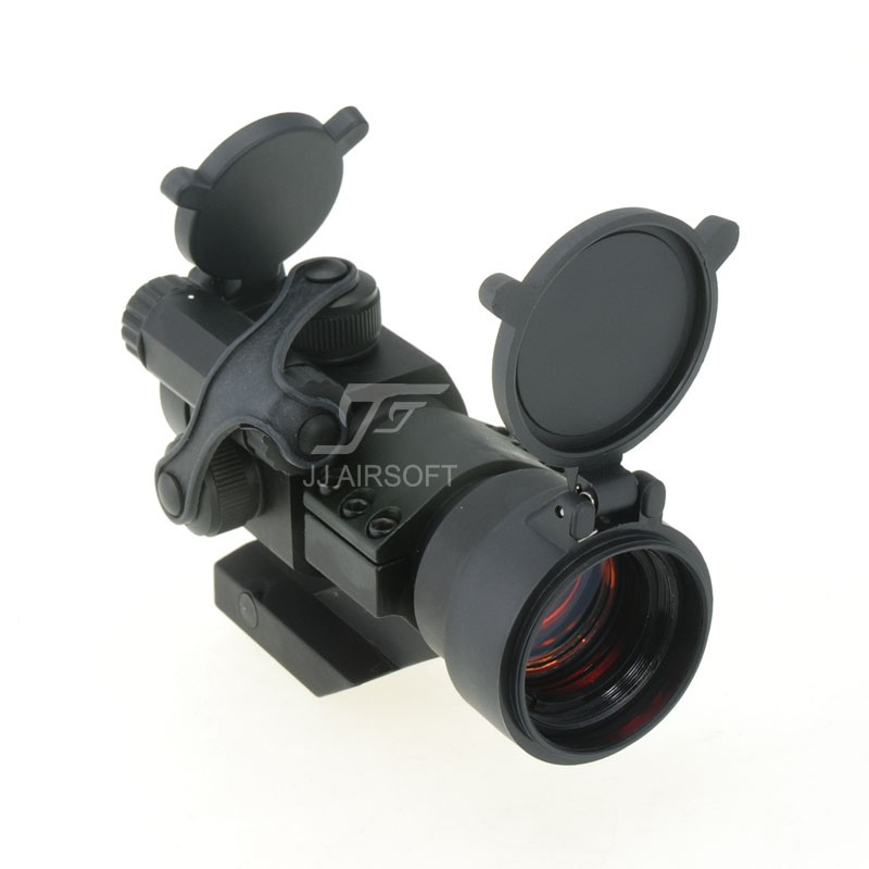 jj airsoft red dot type aimpoint comp m2 montage cantilever. Black Bedroom Furniture Sets. Home Design Ideas