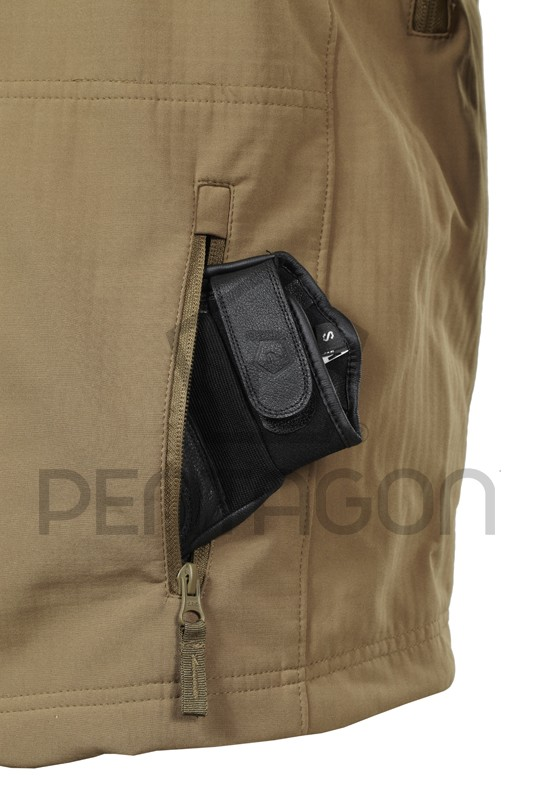 Pentagon Softshell ARTAXES SF IV - Coyote | Airsoft Entrepot