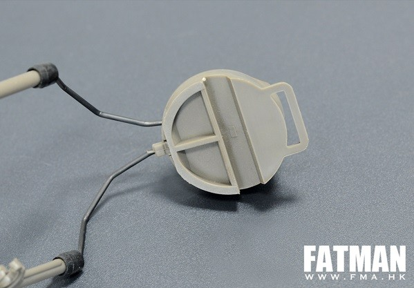 FMA Attaches pour Headset Type COMTAC (FG) | Airsoft Entrepot