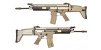 WE MK16-L TAN AEG