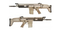 WE MK17-H CQC TAN (AEG)