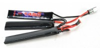 Kypom Batterie LiPo 11,1V 1450mAh 25C (Tamiya Mini)
