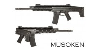 WE MSK (Masada) Open Bolt BK