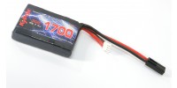 Kypom Batterie LiPo 7,4V 1700mAh 30C (Tamiya Mini) pour PEQ15