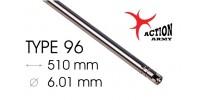 AAC Canon de précision 6.01mm 510mm Type 96