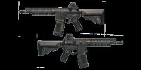 Amoeba M4 AM-008 (BK)