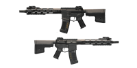 Amoeba M4 AM-009 (BK)