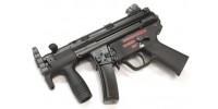 WE MP5K GBBR (Apache)
