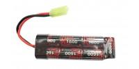 EnrichPower Batterie NiMh 8.4v 1600mAh