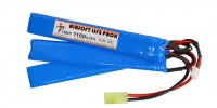 iPower Batterie LiFePo 9,9V 1100mAh 20C (Tamiya Mini) Sopmod
