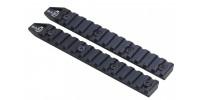 """Ares Rails 6"""" pour Système Keymod"""