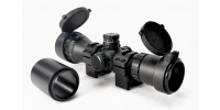 Marui Lunette Short Zoom Scope 3-9X32 (réticule lumineux)