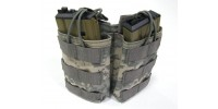 Pantac Molle Dual Universal Mag Pouch ACU
