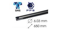 PPS SHS Canon Précision 6.03mm 650mm