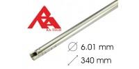 RA-Tech Canon de Précision pour GBBR WE 6,01mm 340mm