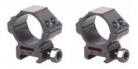 Vector Optics Anneaux de Montage Bas 30mm