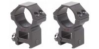 Vector Optics Anneaux de Montage Haut 30mm