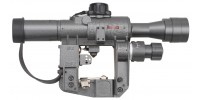 Vector Optics Lunette SVD 4x24