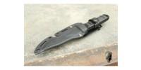 TMC Couteau d'Entrainement en Plastique de type M37-K - Noir