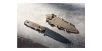 TMC Couteau d'Entrainement en Plastique de type 141 - Dark Earth
