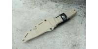TMC Couteau d'Entrainement en Plastique de type M37-K - Dark Earth