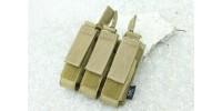 TMC Triple Poche Chargeurs pour MP7 (Khaki)