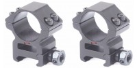 Vector Optics Anneaux de Montage Medium 25.4mm