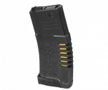 Amoeba Chargeur M4 AEG Hi-Cap 300BBs (Noir)