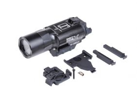 Night Evolution Flashlight X300U - Noir