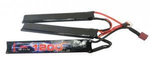 Kypom Batterie LiPo 11,1V 1200mAh 25C (Deans Large) Sopmod