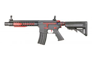 Colt M4 Blast Red Fox AEG