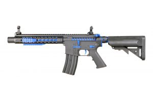 Colt M4 Blast Blue Fox AEG