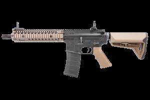 """Colt MK18 9"""" AEG (Dual Tone)"""