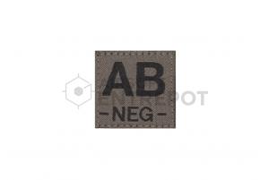 Clawgear Patch AB Negatif