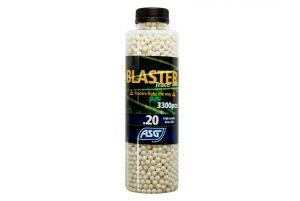 ASG Billes Traçantes Open Blaster 0.20g (Bouteille de 3300 Bbs/Vert)