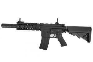 E&C M4 CQB (Noir)