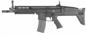 FN SCAR-L AEG (Noir)