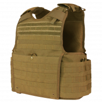 Condor Enforcer Releasable Plate Carrier (Coyote)