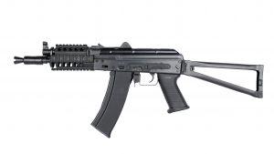 E&L AKS74UN Tactical MOD A Platinum AEG (Gen2 / Noir)