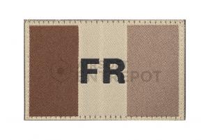 Clawgear Patch France (Desert)